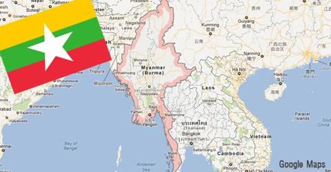 Eine Rundreise durch Burma